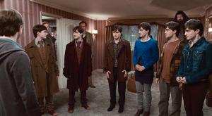 ハリーポッターと死の秘宝Part1