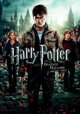 ハリーポッターと死の秘宝Part2